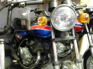 Klassieke Honda brommers