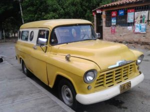 Chevy Colombia