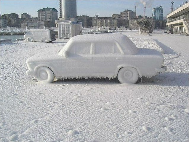 Lada sneeuwLada sneeuw, houderschapsvrij