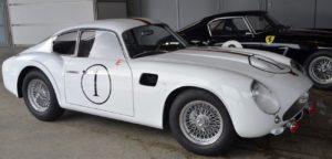 Bezoekers van de Classic Motor Show in Bremen zullen naar alle waarschijnlijkheid kennis mogen maken met deze prachtige Italiaanse Aston Martin: De DB4 Zagato. Foto: Classic Motor Show