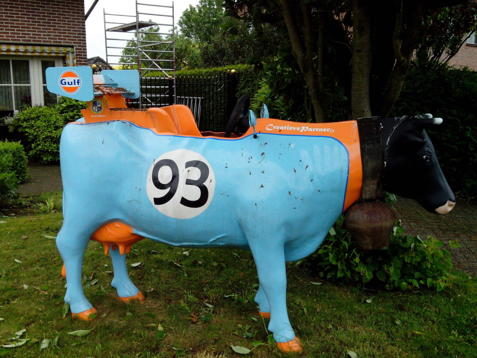 Gulf Racing koe