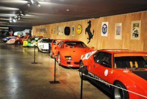 Spa Francorchamps, museum, circuit