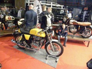 Enfield Continental
