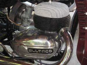 Bultaco Metralla Motor