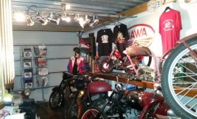 JAWA museumpje