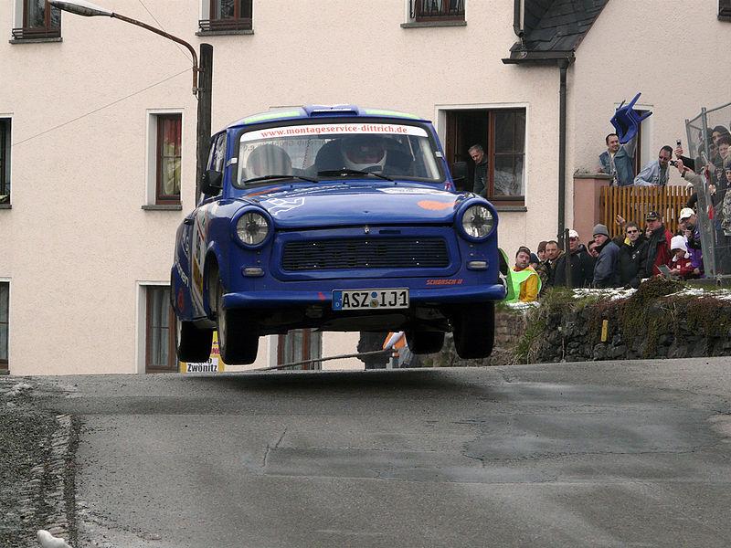 Rally Trabant