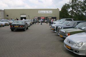 Op zondag 31 mei vindt in Surhuisterveen Star Cars & Coffee plaats: een evenement exclusief voor Mercedes-fans.