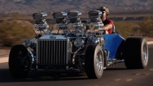 T Ford Hot Rod