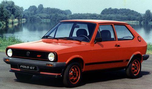 De sportief uitgeruste GT kwam in 1979 na het doorvoeren van de facelift beschikbaar. Afbeelding: VW