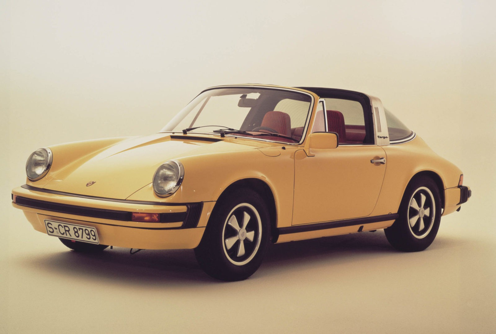 The air-cooled Porsche Targa has been among us for fifty