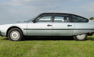 Kriminelle -Citroën_CX