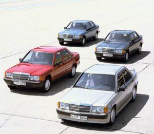 Het motorrijtuigenbestand binnen de leeftijdscategorie 25-40 jaar werd opnieuw kleiner ten opzichte van het afgelopen jaar. Foto Mercedes-Benz