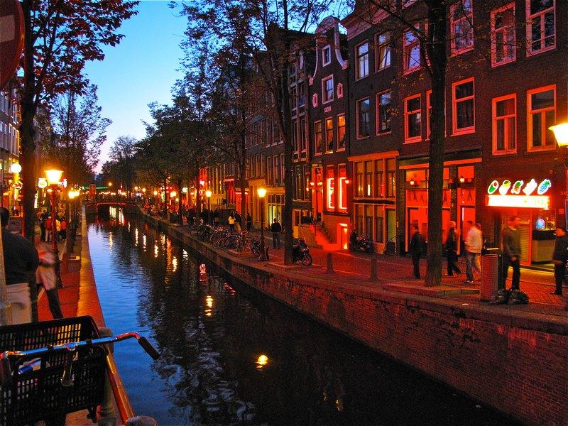 Hoeren En Snoeren Rit In Amsterdam Auto Motor Klassiek