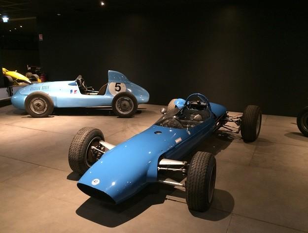 Racewagen museum