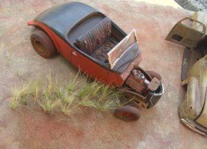 diorama ford