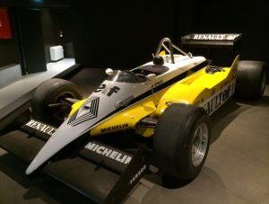 racewagen museum Frankrijk