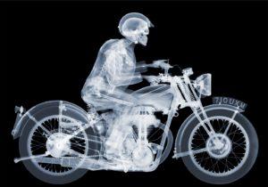 Nick Veasey maakt röntgenopnames van objecten tot kunst