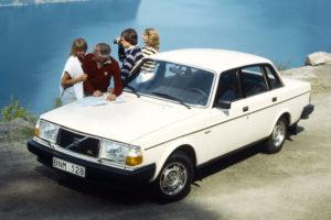 Volvo 244 D6