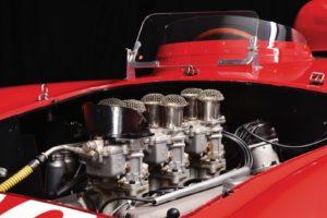 """De spraakmakende 3.5 V12 krachtbron in """"chassisnummer 0626"""". Foto: Tim Scott/RM Sotheby's"""