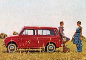 Want daar in staat warme de coast to coast trip die de familie Beretta maakte in hun FIAT Autobianchi 500 Giardinieramet het koosnaampje 'Teresa'. Even in het kort: Goed weer, veel gezien, allemaal aardige mensen en maar een beetje pech. maar wat een trio! wat een avontuur! Het hele verhaal staat dus in AMK 12. Klik gewoon even op de abonnementsknop. Dan hoeft u vanaf januari niet meer door de regen en een abonnement is nog veel goedkoper dan losse verkoop ook!
