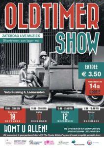 """De Oldtimershow van de Autoveteranenclub """"De Fryske Wâlden"""" organiseert een fraai evenement ten bate van de Voedselbank. Afbeelding: www.autoveteranenclub.nl"""