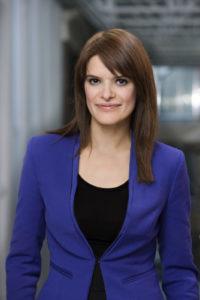 VVD Tweede Kamerlid Barbara Visser diende een motie in tegen de milieuzones. Hij werd door een meerderheid in de Tweede Kamer aangenomen. Afbeelding: VVD