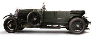 Het Louwman Museum stelt voor InterClassics Maastricht 2016 deze unieke Bentley 4.5 Litre Le Mans beschikbaar. Afbeelding: Louwman Museum/Inter Classics Maastricht