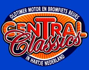 De nieuwe beurs voor oldtimermotoren en bromfietsen heet Central Classics. Komend weekend opent de beurs in Houten haar poorten. Afbeelding: Central Classics