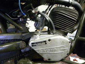 Hercules K 125 BW