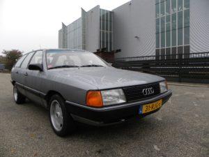 Audi Avant voor verzinkerij