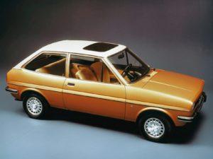 Ford introduceerde in 1976 de Fiësta, welke zich direct tot succesnummer ontplooide. Tot op de dag van vandaag is de Fiësta- vele generaties verder- belangrijk voor Ford. Afbeelding: Ford