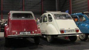 Alle Citroëns zijn welkom op de 16e ICCCR, welke dit jaar in Nederland wordt gehouden. De 2CV zal er ongetwijfeld prominent aanwezig zijn. Foto: Erik van Putten