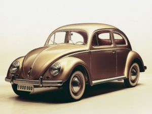 VW Ovaal Kever