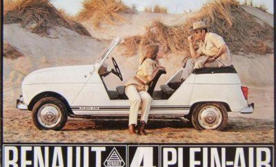 Renault R4 in AMK