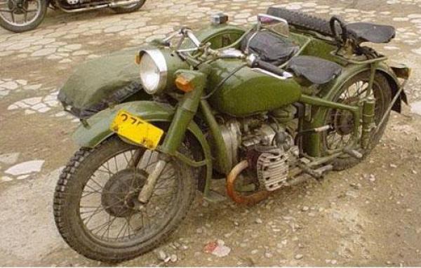 leger motorfiets te koop