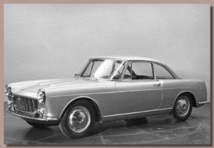 FIAT 1500 Coupee, 1965