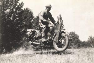Harley-Davidson-WLA
