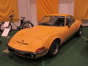 Eén van de vele thema's in Essen: de Opel GT. Afbeelding: Erik van Putten