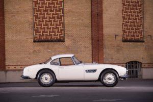 Deze BMW 507 Series II uit 1957 was één van de objecten welke in Parijs werden geveild. Foto: RM Sotheby's