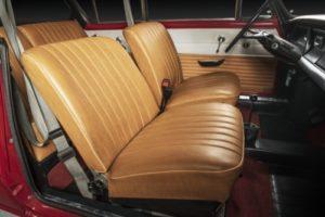 De MBX kreeg een interieur met een mooie kleurstelling mee. Afbeelding: ŠKODA