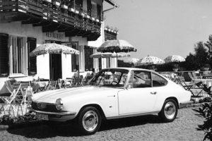 Italiaans ontwerp, Duitse techniek. De Glas 1300 GT. Afbeelding: BMW AG/Hans Glas Gmbh