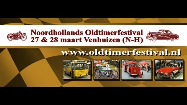 Noordhollands Oldtimerfestival Tijdens Pasen In Het Teken Van