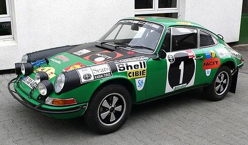 De mannen achter Porsche