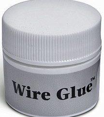 Handig: Wire glue