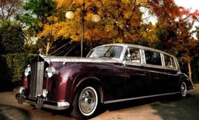 namaak Rolls uit China