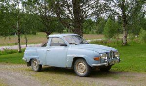 Saab 95  pickup
