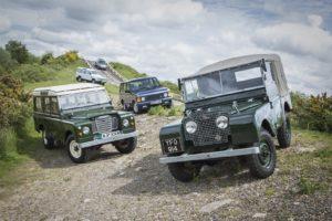 Jaguar Land Rover Classic houdt de historie en de toekomst van het icoon in stand. Afbeelding: Jaguar Landrover