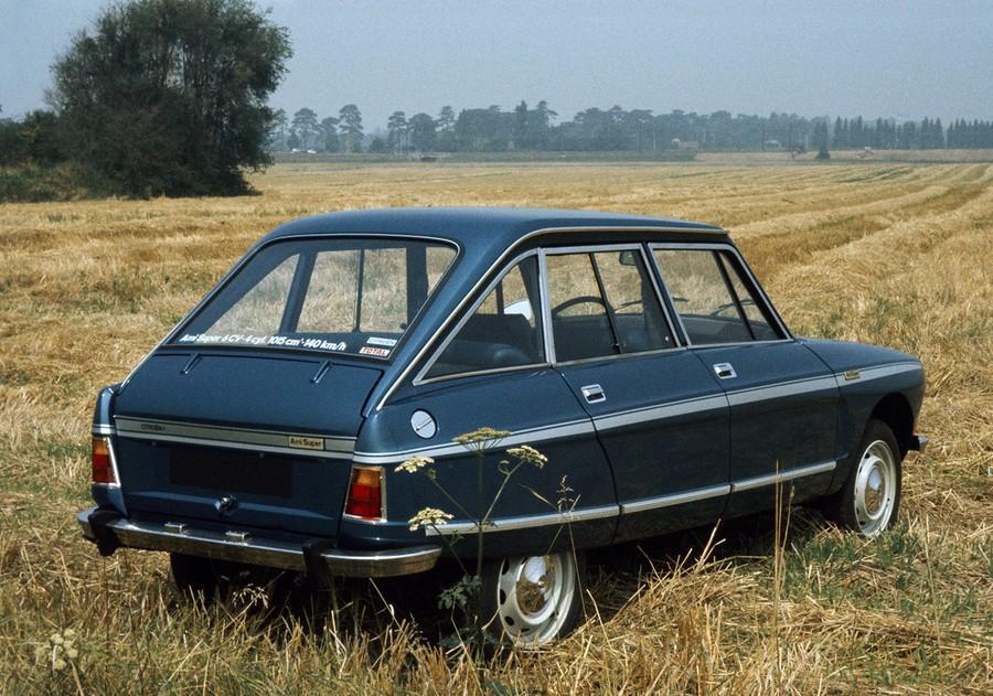 Citroën Ami Super