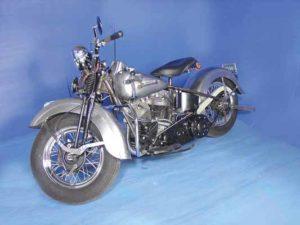 V Twin Harley Replica