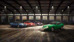 """Porsche en Transaxle vormen al 40 jaar een combinatie. En een variatie op het onsterfelijke """"911-thema"""". Afbeelding: Porsche"""